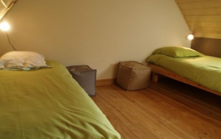 Location de vacances - Gîte à Vielle-Louron - Chambre 3