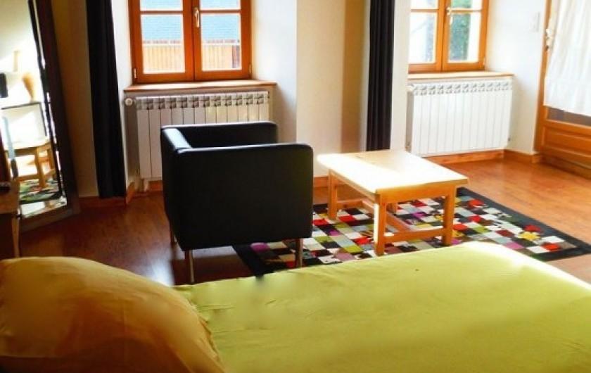 Location de vacances - Gîte à Vielle-Louron - Chambre 4