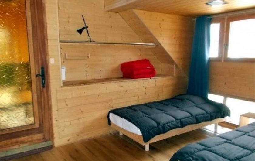 Location de vacances - Gîte à Vielle-Louron - Chambre 5
