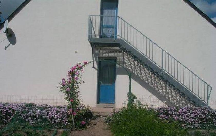 Location de vacances - Studio à Quettehou