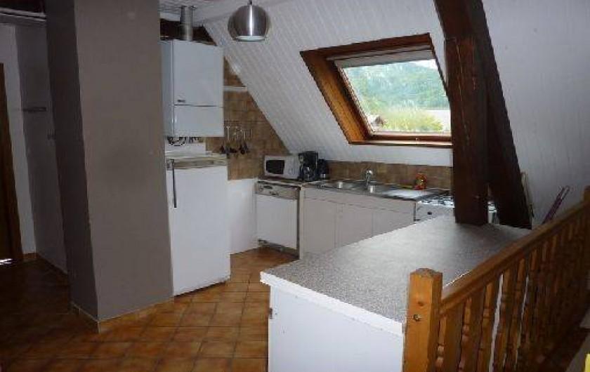 Location de vacances - Appartement à Lautenbach