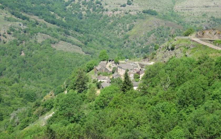 Location de vacances - Gîte à Saint-Julien-d'Arpaon
