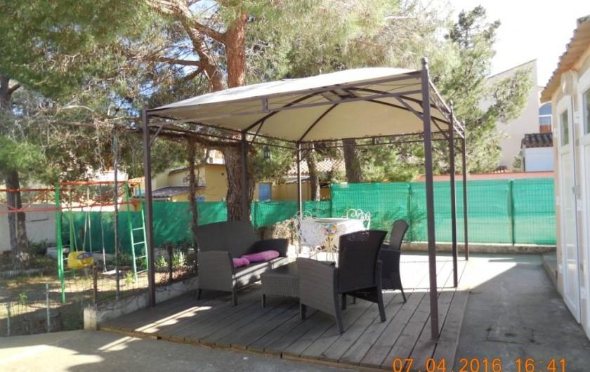 Location de vacances - Villa à Argelès Plage