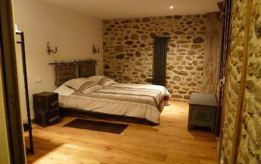 Location de vacances - Chambre d'hôtes à Lanobre