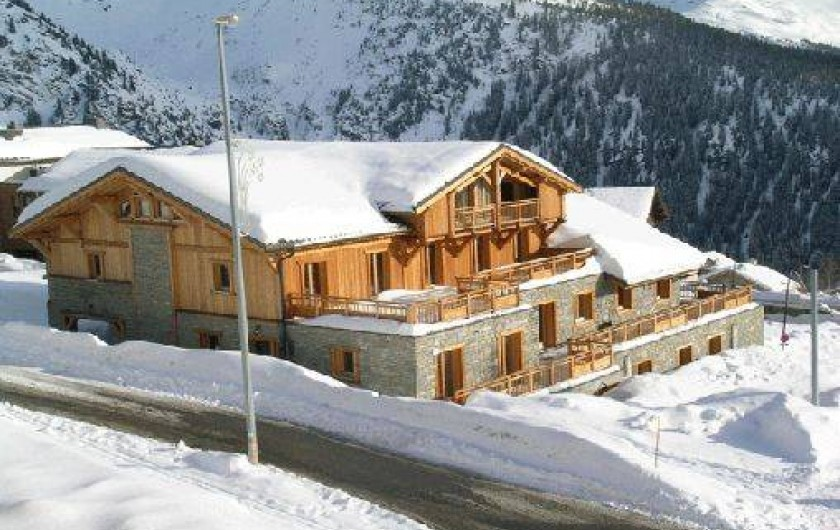 Location de vacances - Hôtel - Auberge à La Rosière