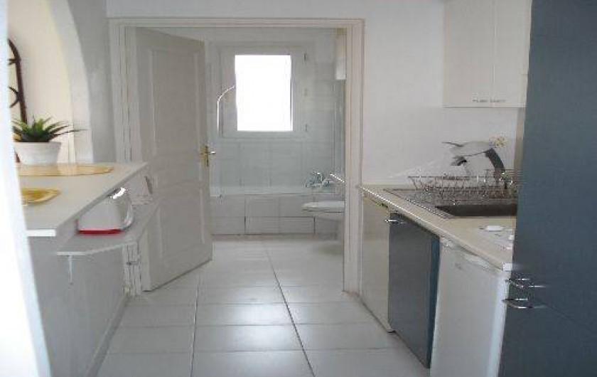 Location de vacances - Appartement à Saint-Laurent-du-Var