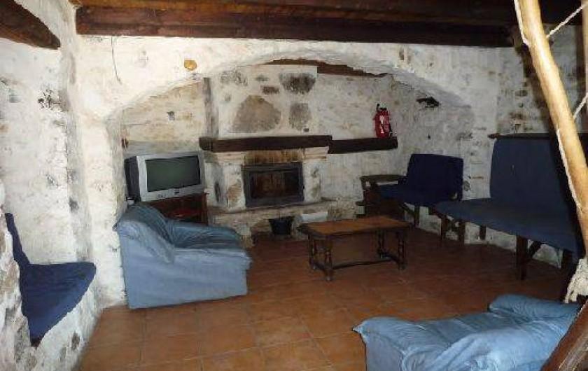 Location de vacances - Mas à Les Salles-du-Gardon