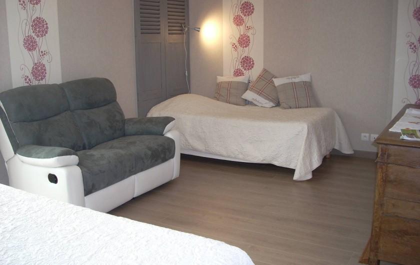 Location de vacances - Chambre d'hôtes à Thury - Champetre