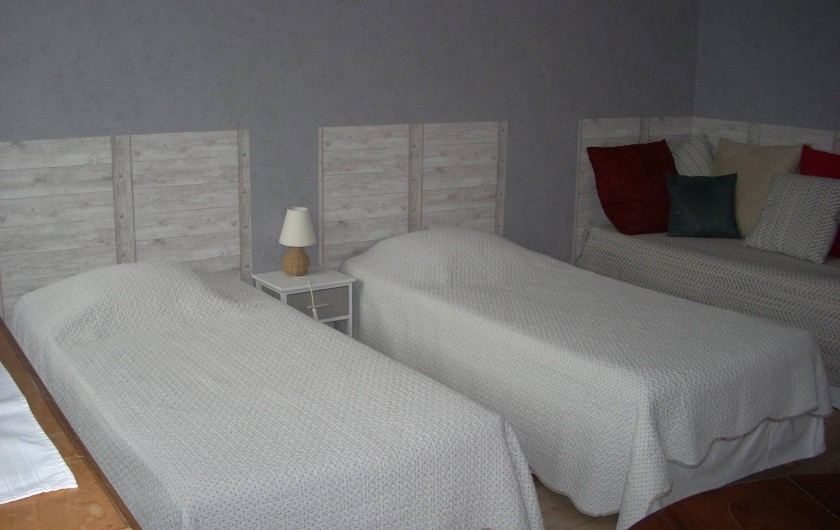 Location de vacances - Chambre d'hôtes à Thury - Ocre