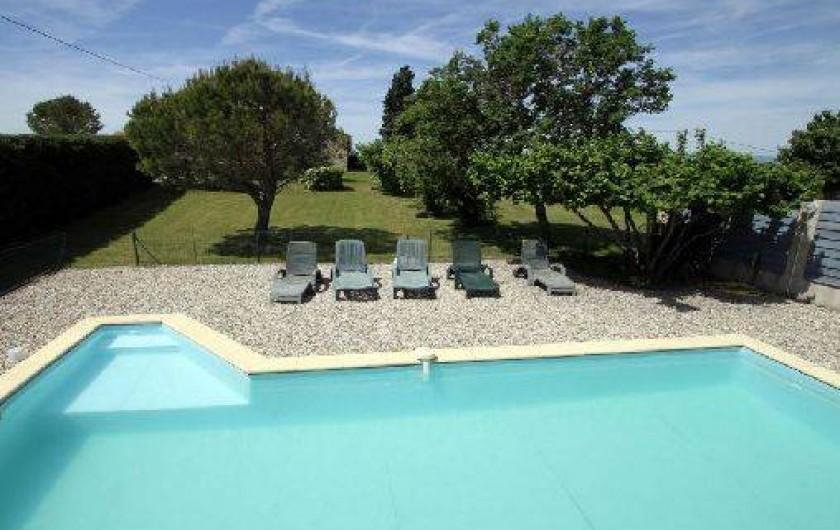 Location de vacances - Gîte à Saint-Jean-le-Centenier