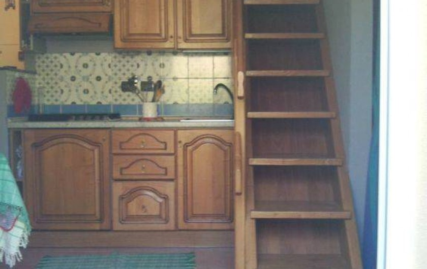 Location de vacances - Appartement à Levanto - cusine