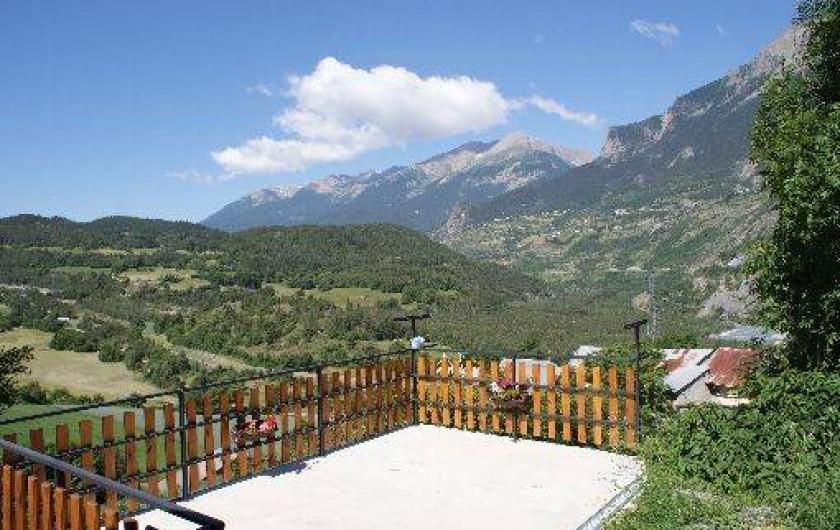 Location de vacances - Gîte à Saint-Clément-sur-Durance