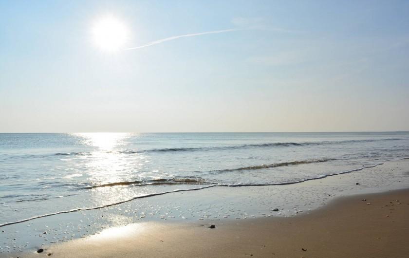 Location de vacances - Villa à Sainte-Marie-de-Ré - Votre plage