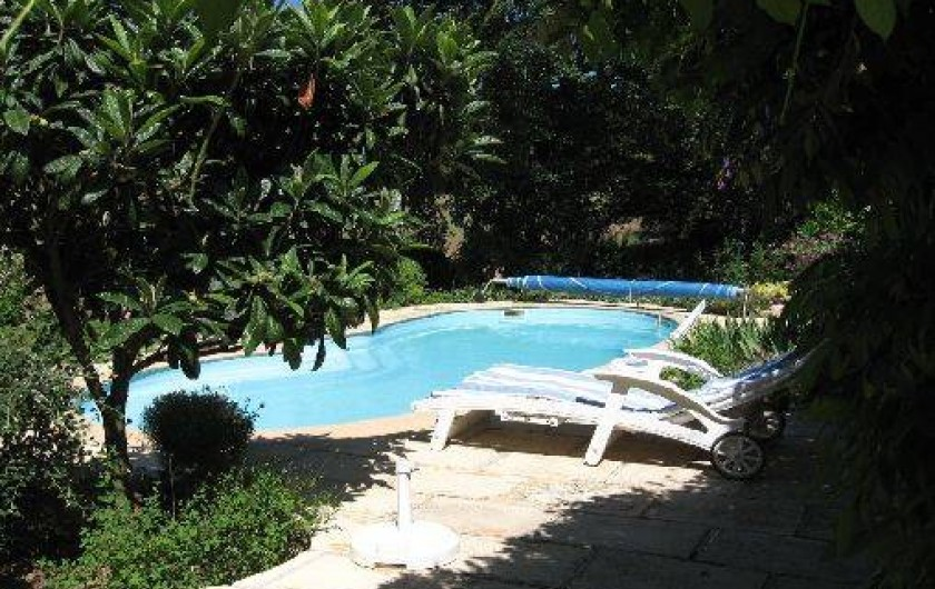 Location de vacances - Maison - Villa à Aix-en-Provence