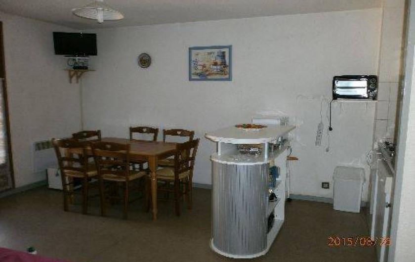 Location de vacances - Appartement à Gavarnie