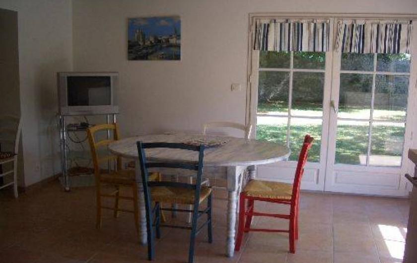 Location de vacances - Villa à La Jarne