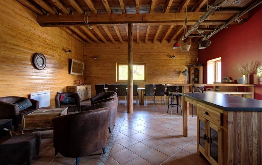 Location de vacances - Chalet à Fontcouverte-la-Toussuire