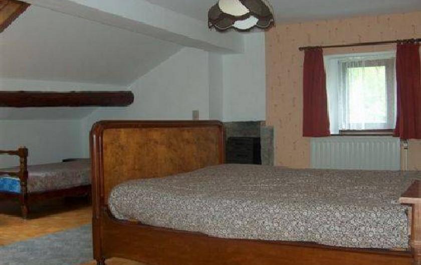 Location de vacances - Gîte à Falaen - Chambre 2