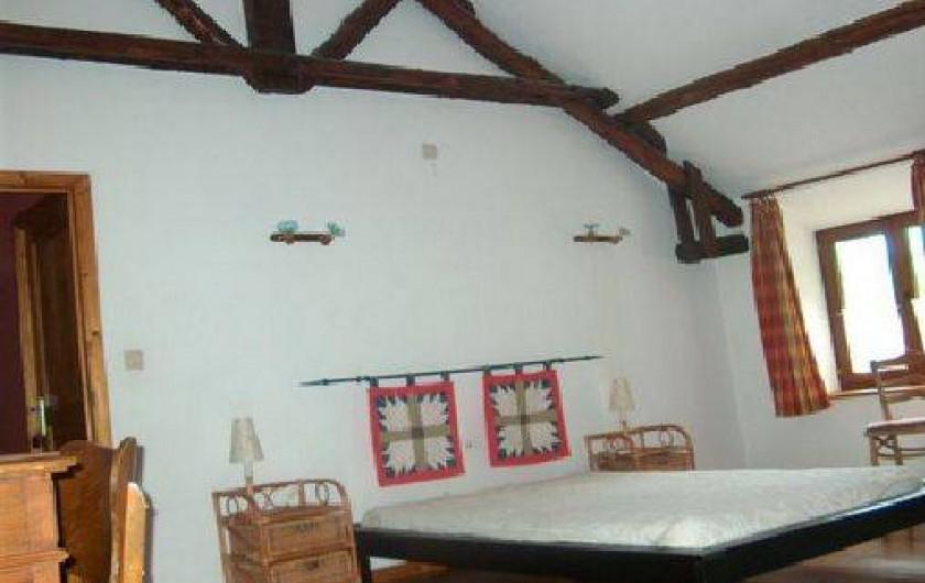 Location de vacances - Gîte à Falaen - Chambre 1