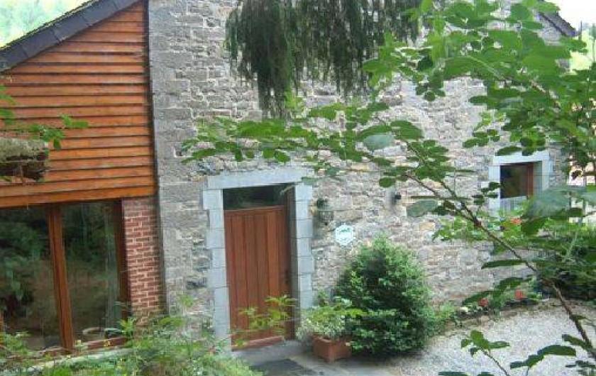 Location de vacances - Gîte à Falaen - Une vue extérieure