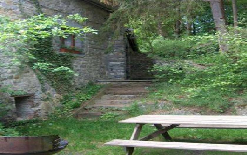 Location de vacances - Gîte à Falaen - Le coin B&Q
