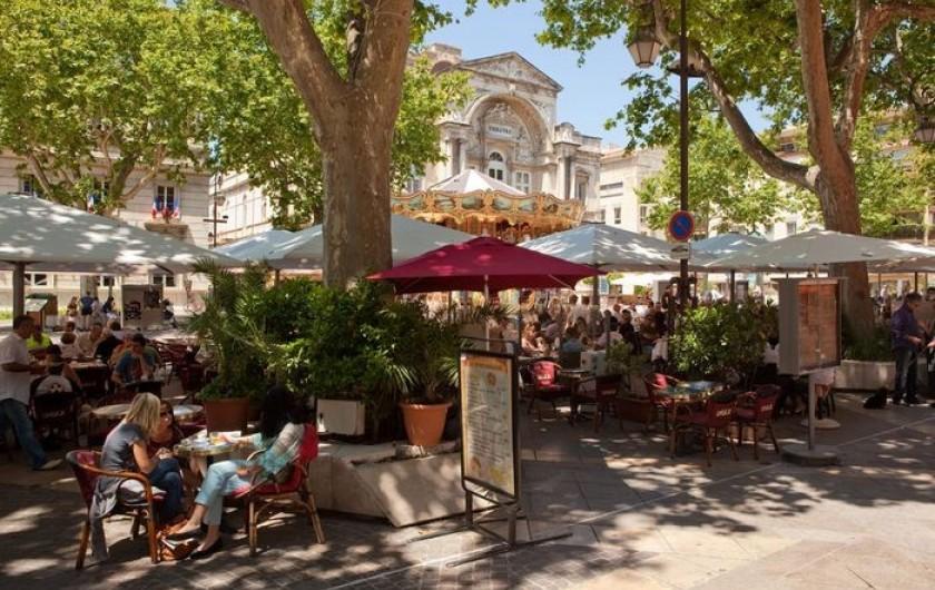 Location de vacances - Gîte à Bédarrides
