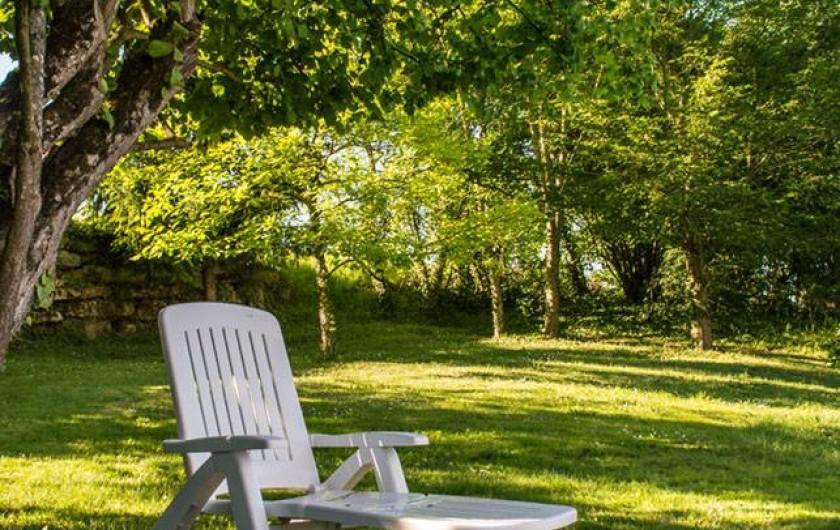 Location de vacances - Gîte à Essômes-sur-Marne - le jardin