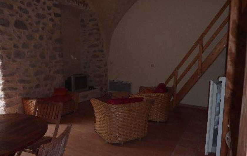 Location de vacances - Appartement à Rochessauve