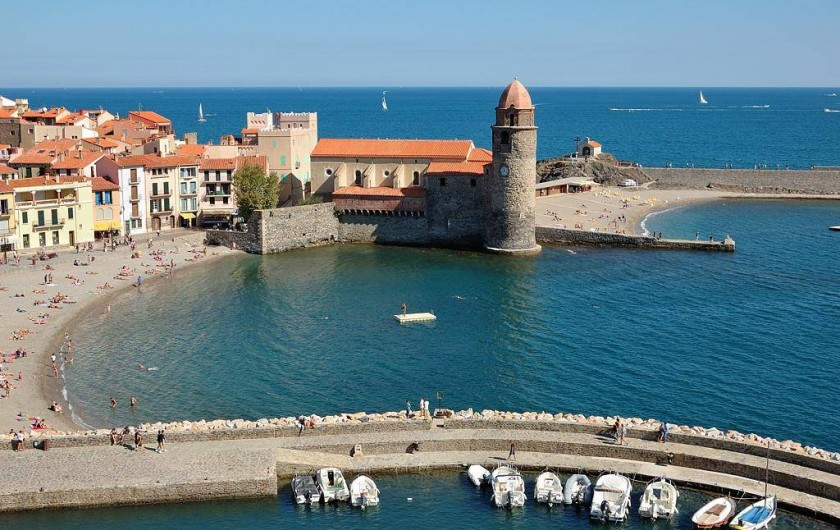 Location de vacances - Camping à Sorède - Collioure