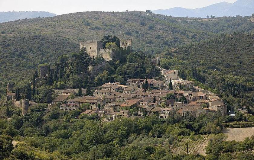 Location de vacances - Camping à Sorède - Castelnou