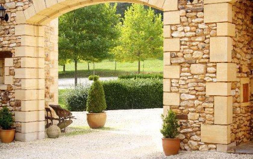 Location de vacances - Villa à Saint-Cernin de Reilhac