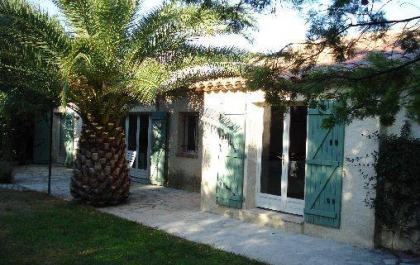 Location de vacances - Villa à Golfe-Juan