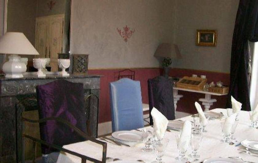Location de vacances - Maison - Villa à Bossay-sur-Claise