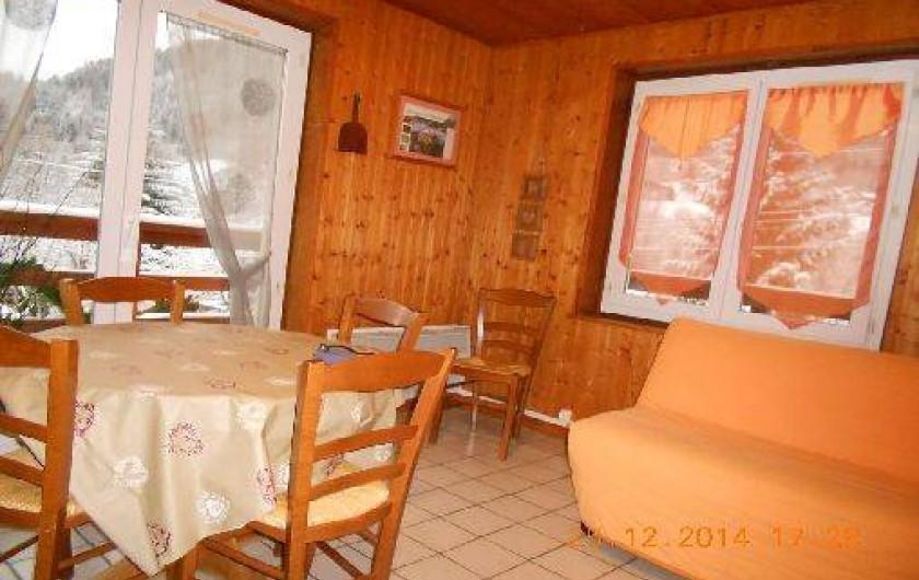 location appartement ski bernex