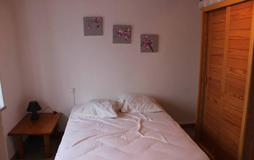 Location de vacances - Appartement à Saint-Pair-sur-Mer - chambre