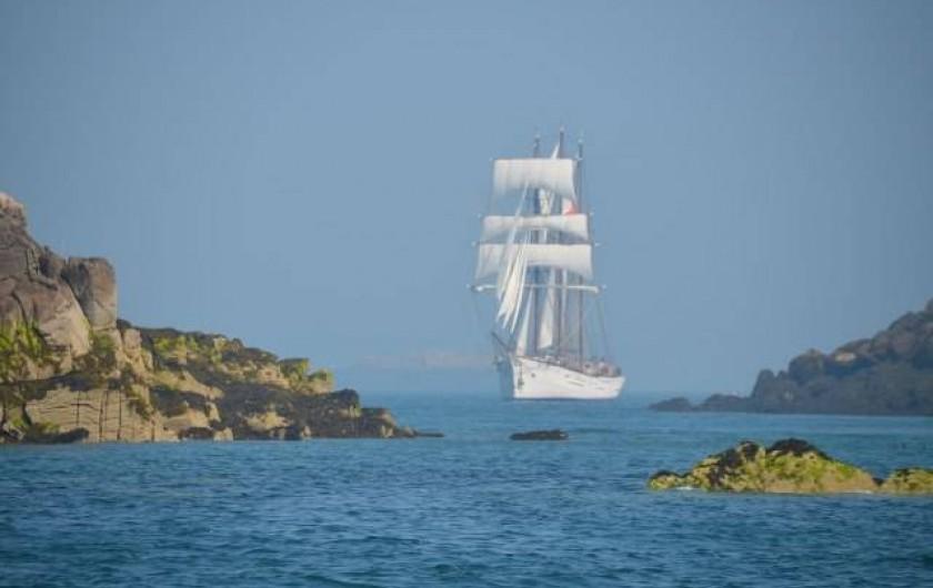 Location de vacances - Appartement à Saint-Pair-sur-Mer - Les îles Chausey a 1h de bateau