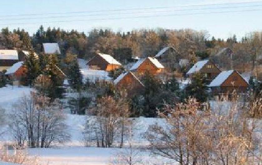 Location de vacances - Chalet à Picherande