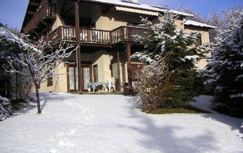 Location de vacances - Studio à Briançon