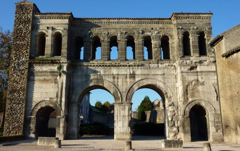 Location de vacances - Gîte à Autun - porte d'Arroux sur Autun