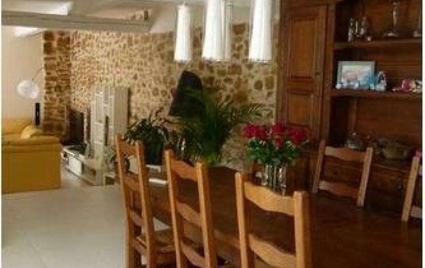 Location de vacances - Maison - Villa à Aix-en-Provence - Salle à manger
