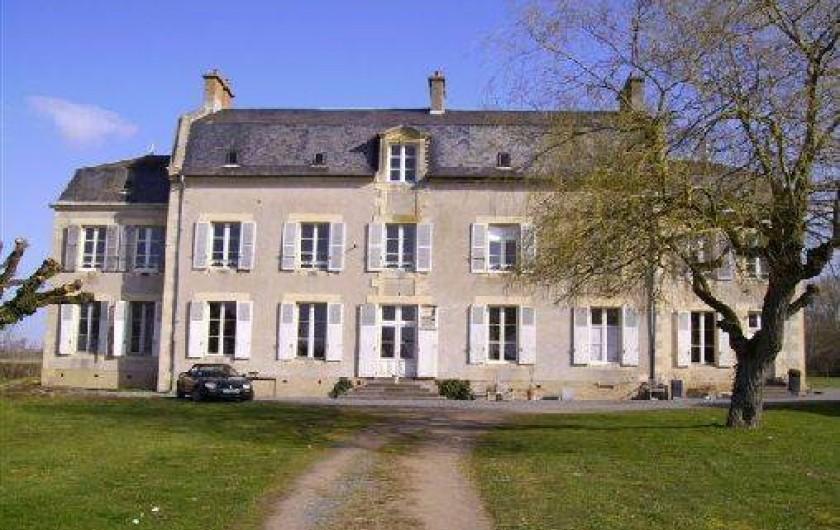 Location de vacances - Chambre d'hôtes à Mars-sur-Allier