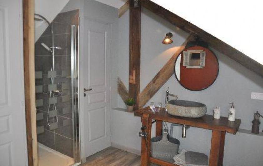 Location de vacances - Chambre d'hôtes à Argilly