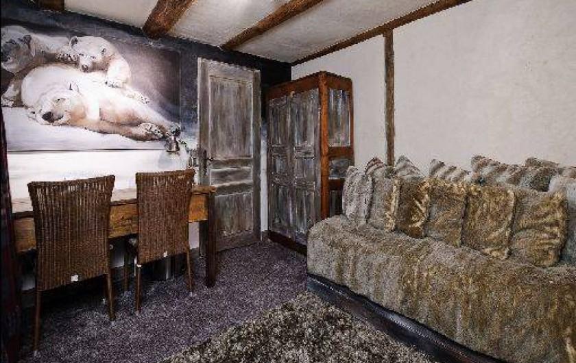 Location de vacances - Chambre d'hôtes à Bourg-Saint-Maurice