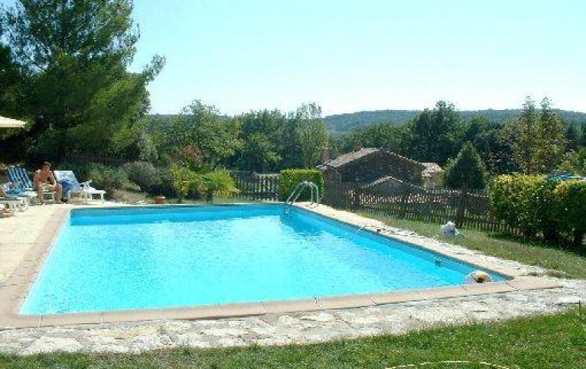 Location de vacances - Chambre d'hôtes à Saint-Montan