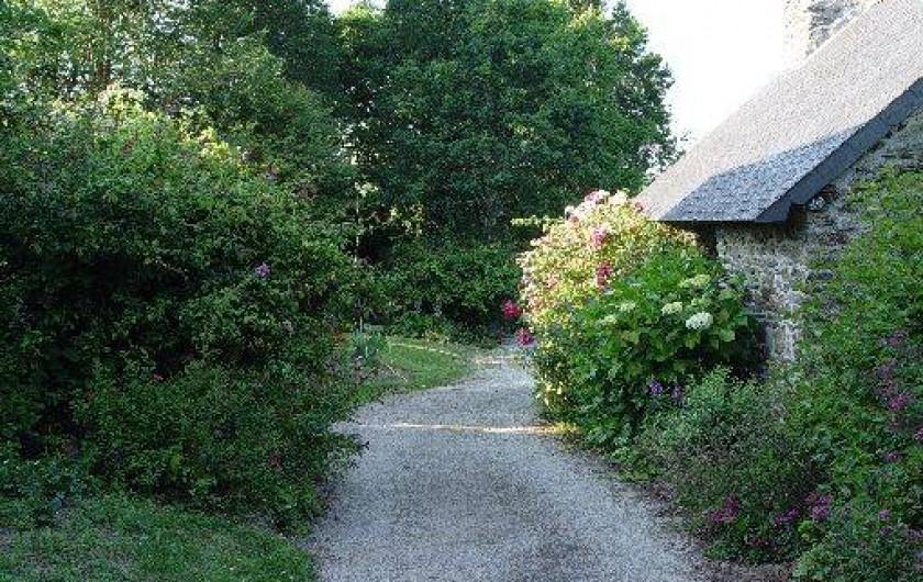 Location de vacances - Gîte à Chateaulin