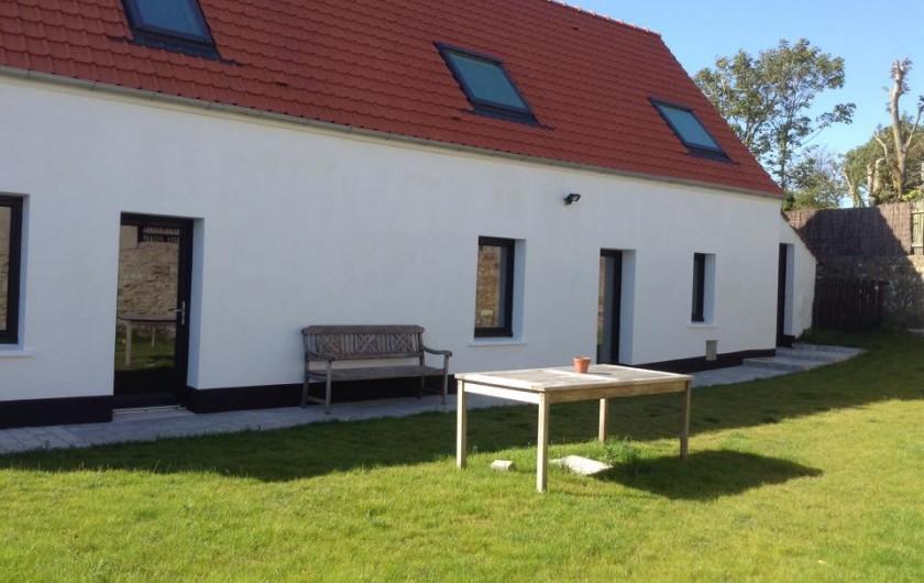 Location de vacances - Maison - Villa à Ambleteuse