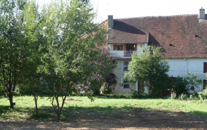 Location de vacances - Chambre d'hôtes à Beaufort