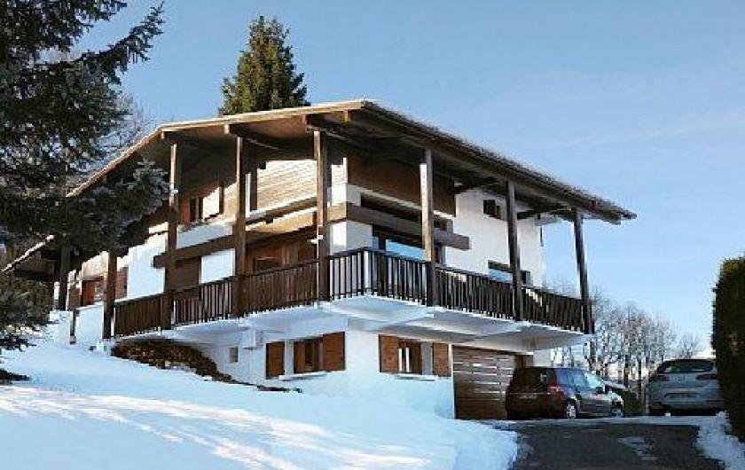 Location de vacances - Chambre d'hôtes à Saint-Gervais-les-Bains