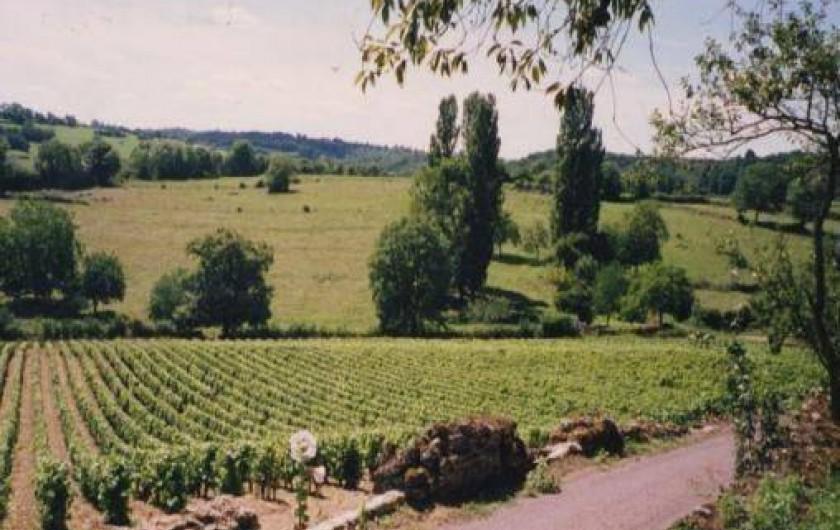 Location de vacances - Maison - Villa à Nolay