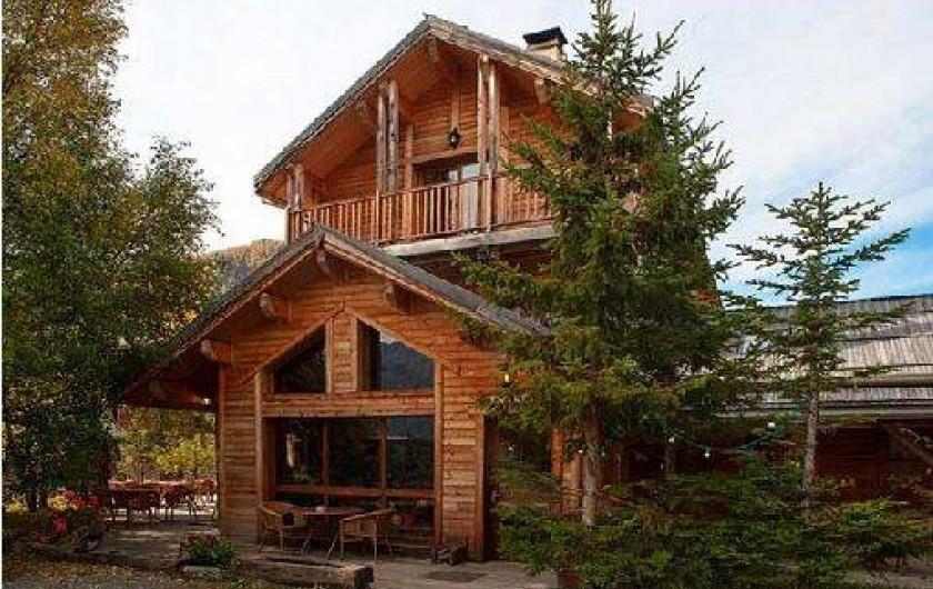 Location de vacances - Hôtel - Auberge à Névache - La Joie de Vivre : maison d'hôtes de charme dans les Alpes du sud ...
